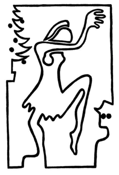Illustration Emmanuel Reveneau pour le Théâtre incomplet 2